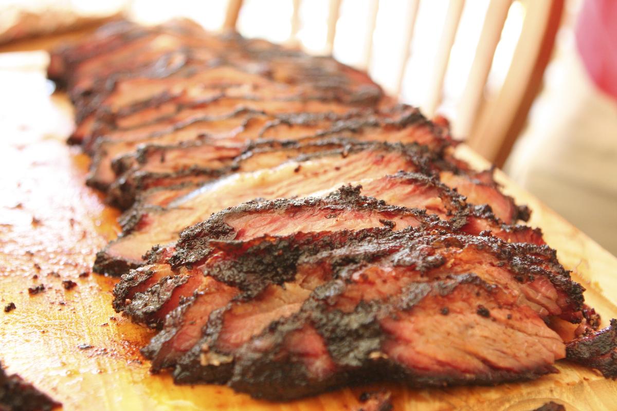 How to BBQ Beef Brisket   Go, Pop, Go!