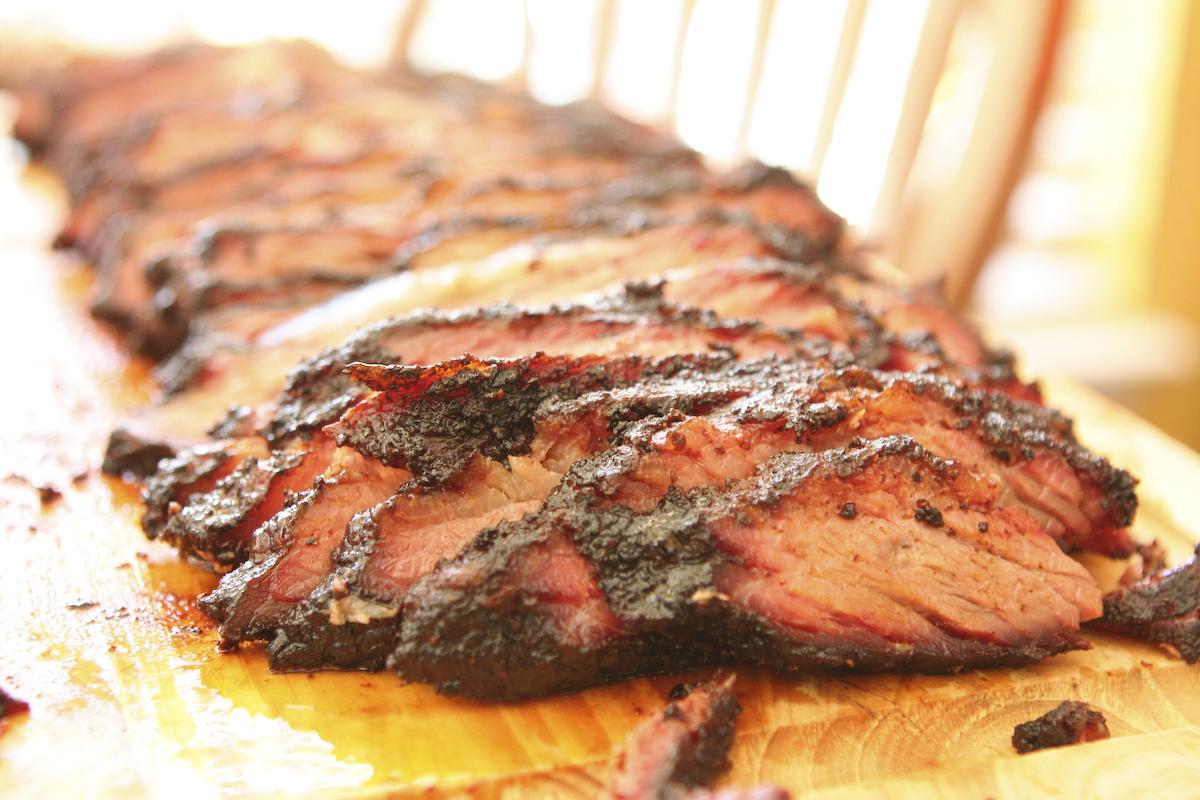 How to BBQ Beef Brisket | Go, Pop, Go!